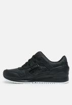 Asics Tiger - Gel-Lyte III - black