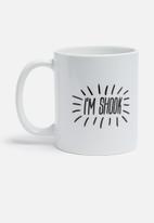 Sixth Floor - I'm shook mug