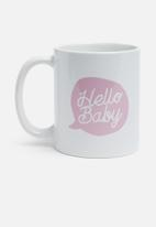 Sixth Floor - Hello baby mug