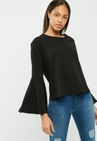 dailyfriday - Eyelet blouse