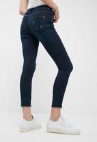 Missguided - Anarchy mid rise ripped skinny jeans