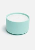 Urchin Art - Canister candle