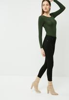 dailyfriday - Bodysuit with back detail