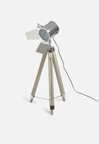 Sixth Floor - Simon tripod floor lamp