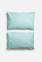 Sixth Floor - Polycotton pillowcase set