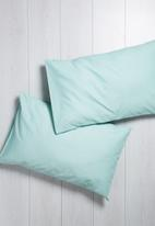 Sixth Floor - Polycotton pillowcase set