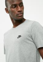 Nike - High gloss stripe tee