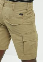 PRODUKT - Canvas caargo shorts