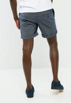 PRODUKT - Elasticated slim shorts