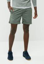 PRODUKT - Elasticated chino shorts