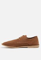 Jack & Jones - Damon suede shoe