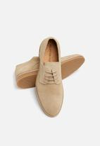 Selected Homme - Royce light suede shoe