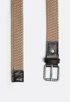 Selected Homme - Pete bungy belt