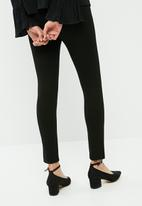 dailyfriday - Formal high waisted treggings