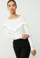 ONLY - Freya boatneck sweater