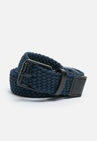 Selected Homme - Pete bungy belt
