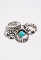 dailyfriday - Stacking ring pack