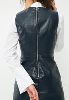 Vero Moda - Daylight pu dress