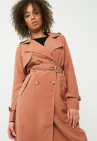 Vero Moda - Pippa long trench coat