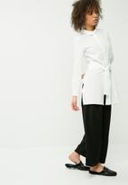 Vero Moda - Struc long shirt