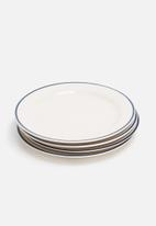Mason Cash - Varsity side plate - set of 4