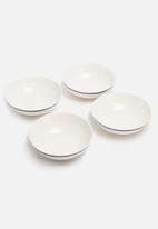 Mason Cash - Varsity bowl - set of 4