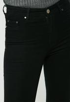 Missguided - Lawless mid rise jeggings