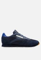 Reebok Classic - CL Leather SM