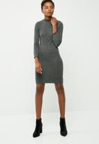 ONLY - Belle turtleneck dress
