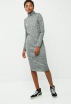 ONLY - Elcos highneck midi dress