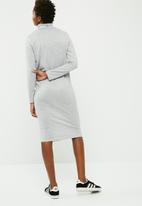 ONLY - Elcos highneck midi dress