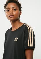 adidas Originals - Jardim agharta 3 stripes tee