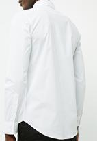 basicthread - Formal Slim stretch Shirt