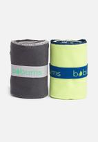 Bobums - Gym towel set of 2