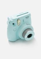 Fujifilm - Instax mini 9 camera - ice blue