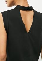 Vero Moda - Mella choker top