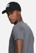 Trefoil classic cap-black adidas Originals Headwear  8d1aa1d8e5c