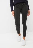 dailyfriday - Zip detail treggings