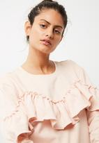 ONLY - Dream frill sweat