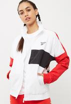 Reebok Classic - Lost and found vector jacket