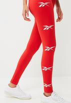 Reebok Classic - Lost and found legging
