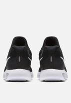 80e73e15db982 Nike LunarEpic Low Flyknit 2 - 863779-001 - Black White-Anthr Nike ...