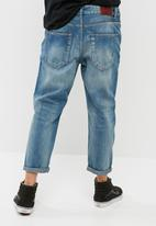 Only & Sons - Beam cropped jeans