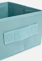 Sixth Floor - Collapsible storage box set of 2