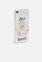 Hey Casey - Zero fox given - iPhone & Samsung cover