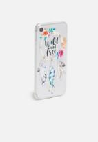 Hey Casey - Wild and free - iPhone & Samsung cover