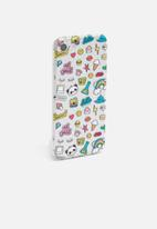 Hey Casey - Sticker book - iPhone & Samsung cover
