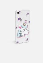 Hey Casey - Shooting star unicorn - iPhone & Samsung cover