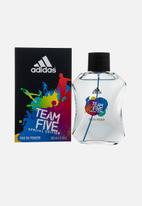 adidas - Adidas Team Five Edt - 100ml (Parallel Import)