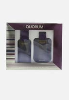 Antonio Puig - Antonio Puig Quorum Gift Set (Parallel Import)